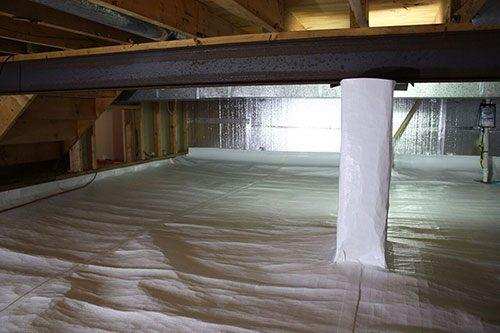 Crawl Space Encapsulation image