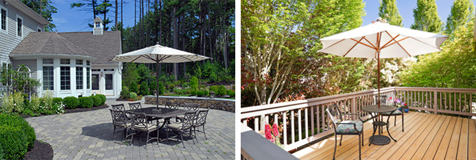 Your Deck Or Patio Project Can Be A Customized Design That Incorporates All  The Right Features