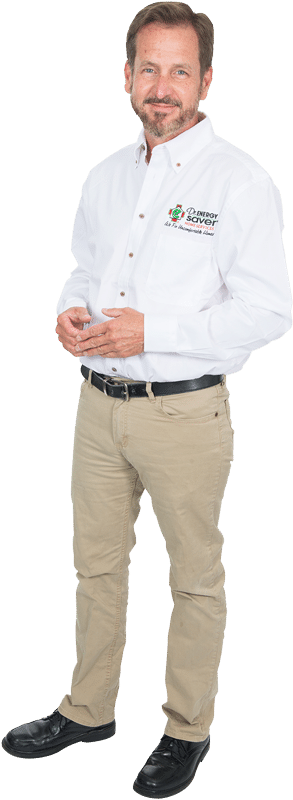 Larry Janesky, Owner/Founder<br>of Dr. Energy Saver